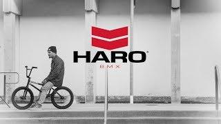 CHAD KERLEY BMX STREET / HARO BMX 2018