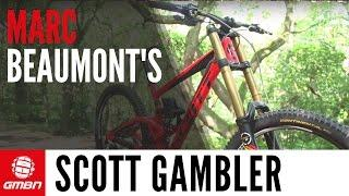Marc Beaumont's Scott Gambler