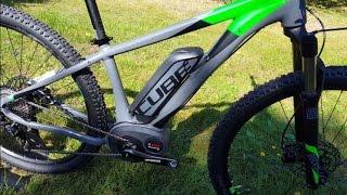 Cube REACTION HYBRID HPA Race 500 Bosch E-Bike Modell 2017