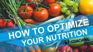 Nutrition for Cyclists - How to Optimise It