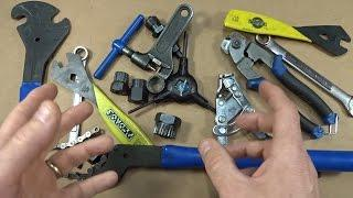Bike Tools - The Tools I Use To Repair/Update/Restore Bikes