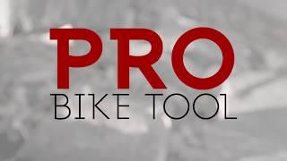 Cycling and Bike Tools - For Repair and Maintenance - PRO Bike Tool