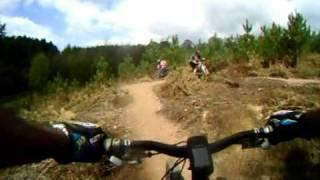 Cannock Chase - Monkey trail best bits (Tackeroo)