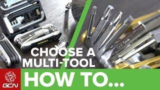 How To Choose A Multi-tool For Cycling