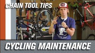 Important Chain Tool Tips by Cycling Strong