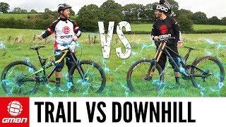 Trail Bike Vs Downhill Mountain Bike | The Challenges