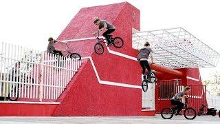BMX: TEAM HARO IN MEXICO!