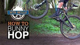 How To Bunny Hop - MTB Skills