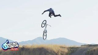 First Triple Backflip On A Mountain Bike | Travis Pastrana's Action Figures