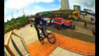 united bmx bike co - robin fenlon welcome