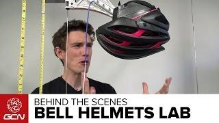 Behind The Scenes: Bell Helmets Test Lab