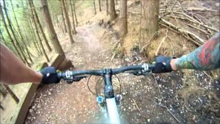 HD Cannock Chase Follow the Dog & The Monkey Trail Mtb