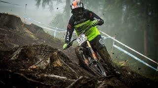 Smashing Rocks and Railing Ruts with Gstaad-SCOTT's Brendan Fairclough!