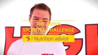 Aviva Cycling Challenge - Nutrition advice from High5