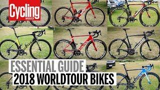 2018 WorldTour bikes guide | Cycling Weekly