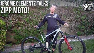 Zipp 3Zero Moto Wheels (Explained) w/EWS Champ Jerome Clementz