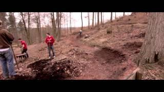 OUR DIRT Mountain Bike Trail Building Documentary