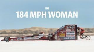 How This Cyclist Hit 184MPH and Set the World Record