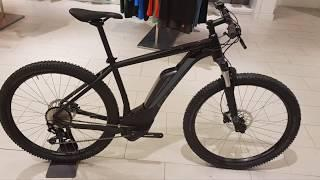 Cube REACTION HYBRID Pro 500 Bosch E-Bike black´n´grey Modell 2018