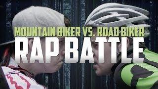 Rap Battle: Mountain Biker vs. Road Biker