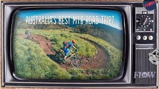 The Dirty Dozen: Australia's Best Mountain Bike Road Trip?