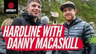 Getting To Know Danny MacAskill At Red Bull Hardline