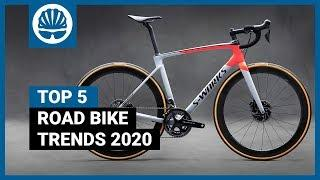 Top 5 | Road Bike Trends 2020