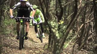Peter Sagan Goes Mountain Biking with Marco Fontana