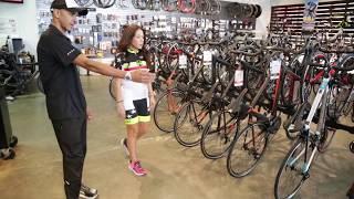 Road Bike - What Size Bike Should I Buy?