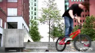 WethePeople BMX - Bruno Hoffman Bike Check