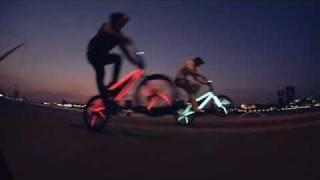 BMX downhill Rotterdam