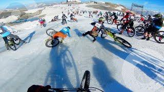 MOUNTAIN OF HELL 2019: HE OVERTAKES 961 RIDERS!