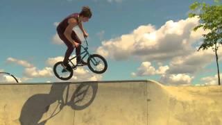 Wethepeople BMX team 2011 - Codie Larsen