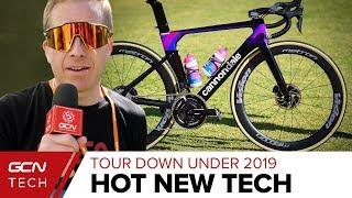 Hottest New 2019 Road Cycling Tech At The Tour Down Under