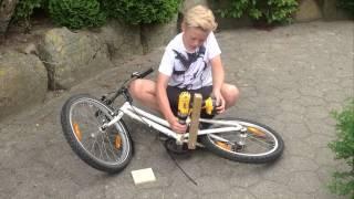 How To Make A Electric Bike EASY