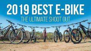 2019 Best Mountain E-bike Shoot Out, The Best EMTBs of 2019