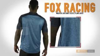 Fox Racing Indicator Logo Cycling Jersey - Short Sleeve (For Men)