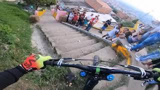 DH Urban Bike-Comuna 13