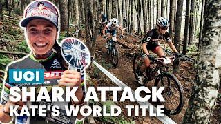 Becoming an XCO Champion | Kate Courtney's Battle for the 2019 UCI MTB World Cup Title