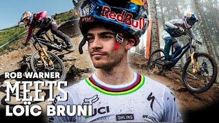 The Undisputed King of Downhill MTB Shares His Secrets: Loïc Bruni