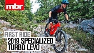 The Best Electric MTB Yet? | Specialized Turbo Levo 2019 | Mountain Bike Rider