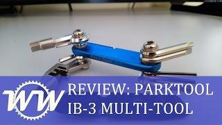 Park Tool IB-3 Cycling Multi-tool Review and Overview