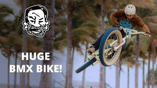 Behold! The Fat Ripper BMX