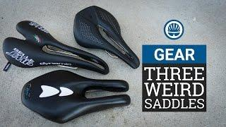 Weird Road Bike Saddles (& Why We Love Them)