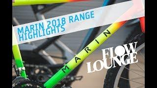 Marin 2018 MTB Range Highlights - Flow Mountain Bike