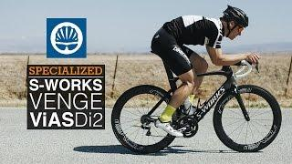 Specialized S-Works Venge ViAS Di2 - Wind Tunnel Tested