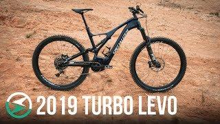 2019 Specialized Turbo Levo, a new generation of electric mountain bike