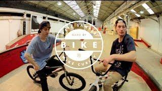 BMX Game Of Bike Pete Sawyer V Mike Curley