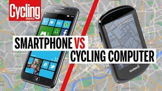 Cycling Computer Vs Smartphone: Which Should You Choose? | Cycling Weekly
