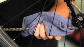 Specialized How-to: Lubricate a Chain